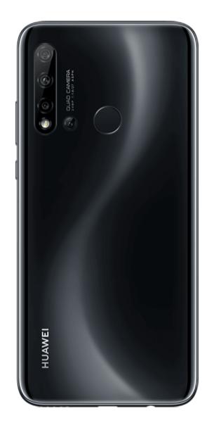 Huawei P20 Lite 2019 noir dos