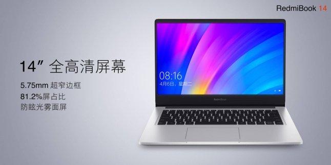 RedmiBook 14 a