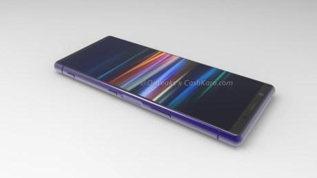 Sony Xperia 2 tranche
