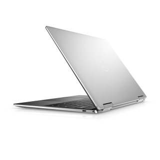XPS 13 2-in-1_left angle exterior_black