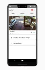 Arlo App 20