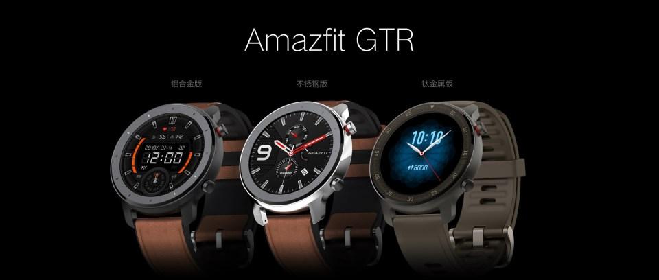 """Résultat de recherche d'images pour """"amazfit GTR"""""""