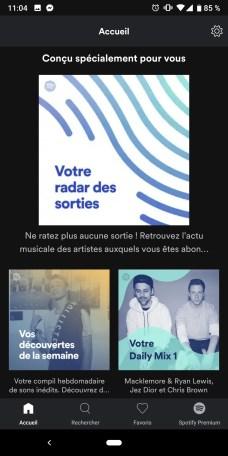 Spotify Lite 2