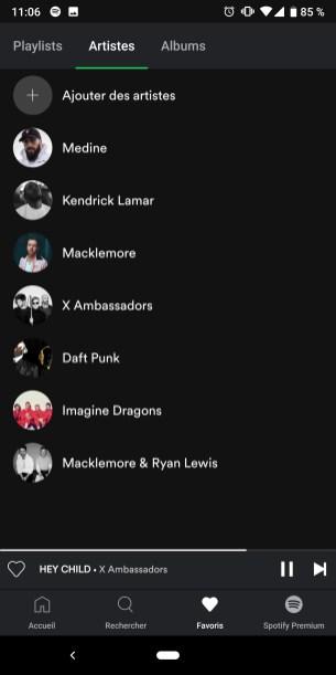 Spotify Lite 7