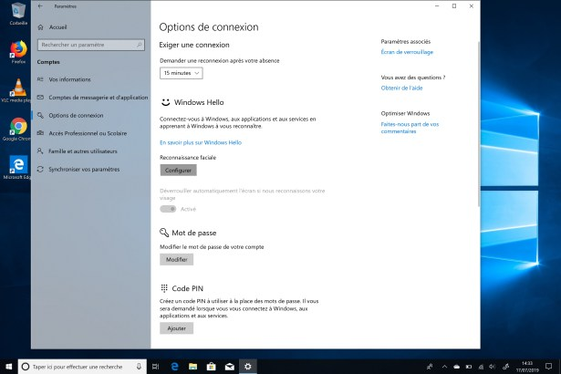 Windows Hello 4