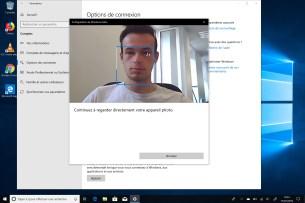 Windows Hello 6