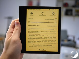Amazon Kindle Oasis Test 2019: air of freshness in reading