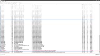 Charge CPU de SearchUI / Cortana avec le bug - Source : /u/DefinitelyYou
