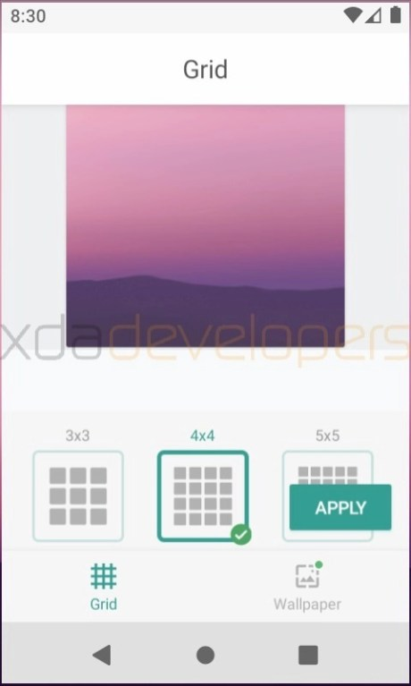 Google-Pixel-Theme-Picker-Grid