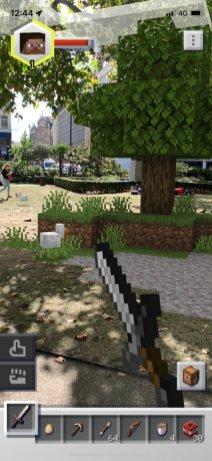 Minecraft Earth Prise en main (11)