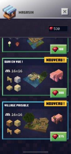 Minecraft Earth Prise en main (23)