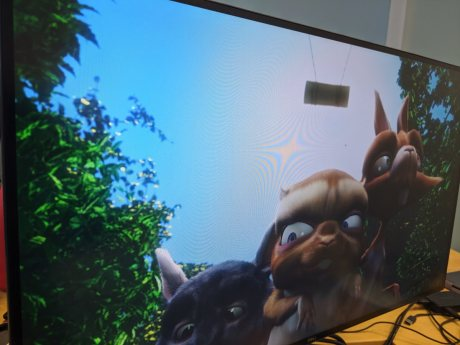 Raspberry Pi 4 big buck bunny