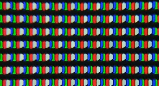 Pixels, mode normal