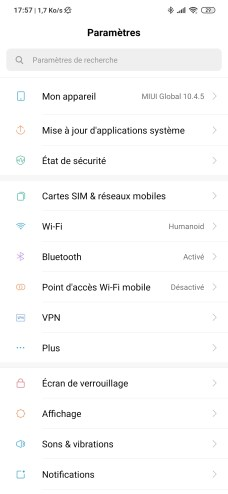 Xiaomi MIUI Redmi Note 8 UI (3)