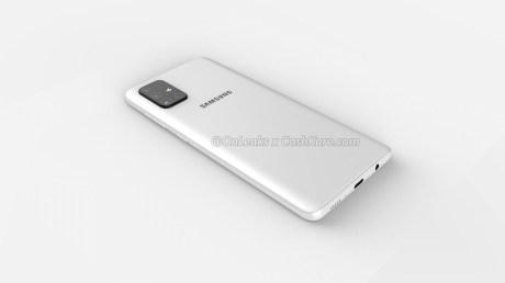 Samsung Galaxy A71 dos