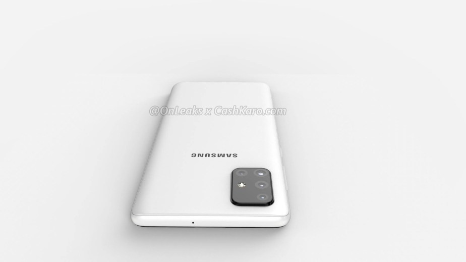 Samsung Galaxy A71 modu