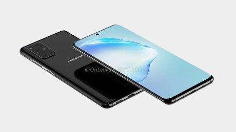 Samsung Galaxy S11 onleaks 3