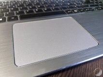 Le touchpad reste petit