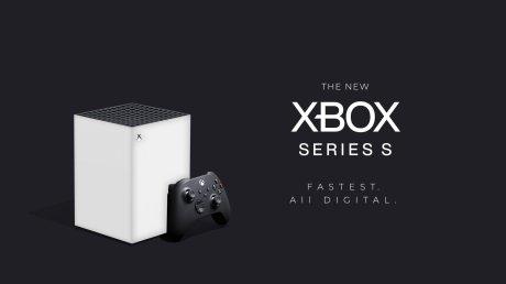 Xbox Series S blanc design imaginaire
