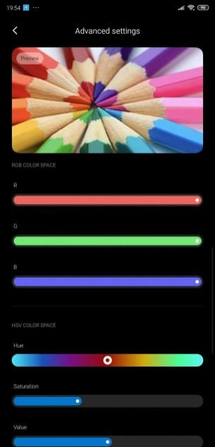 Xiaomi-MIUI-11-advanced-display-calibration-controls-2