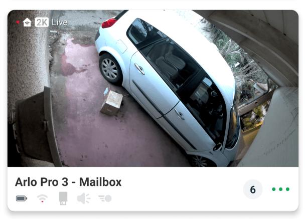 Zoom Arlo Pro 3 (1)