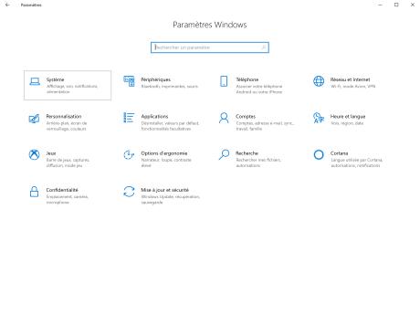 Centre notifications Windows 8