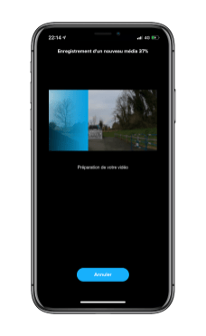 GoPro Max - Application iOS (3)