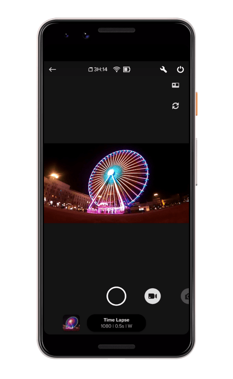 GoPro Max - Application