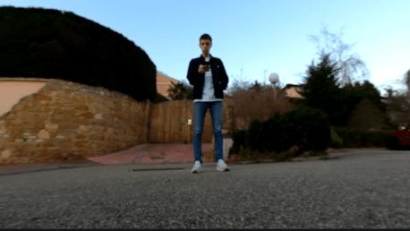 GoPro Max - FOV Linear