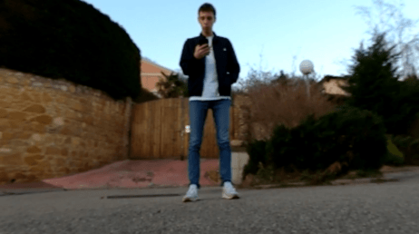 GoPro Max - FOV Narrow