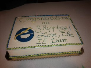 Internet Explorer Gateau