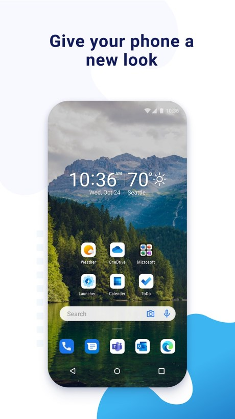 Microsoft Launcher Android 2020 (1)