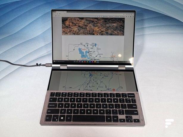 Le Dell Concept Duet, futur concurrent du Surface Neo