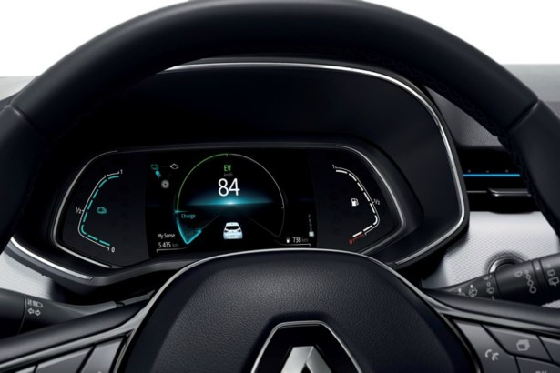 Renault Clio eTech 2