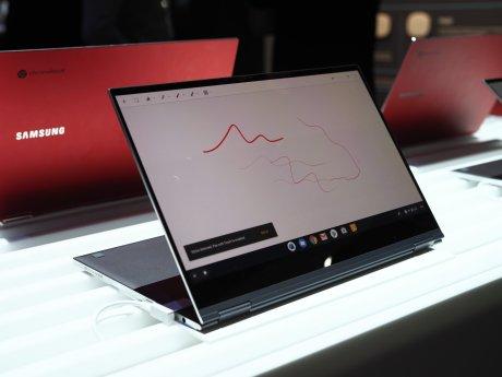 Samsung Galaxy Chromebook Envers