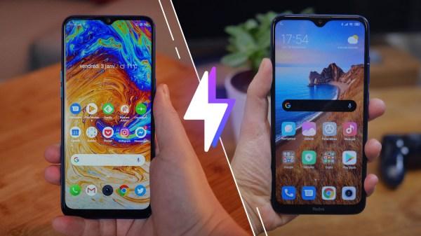 Realme 5 vs Xiaomi Redmi 8 : lequel est le meilleur smartphone ? - Frandroid
