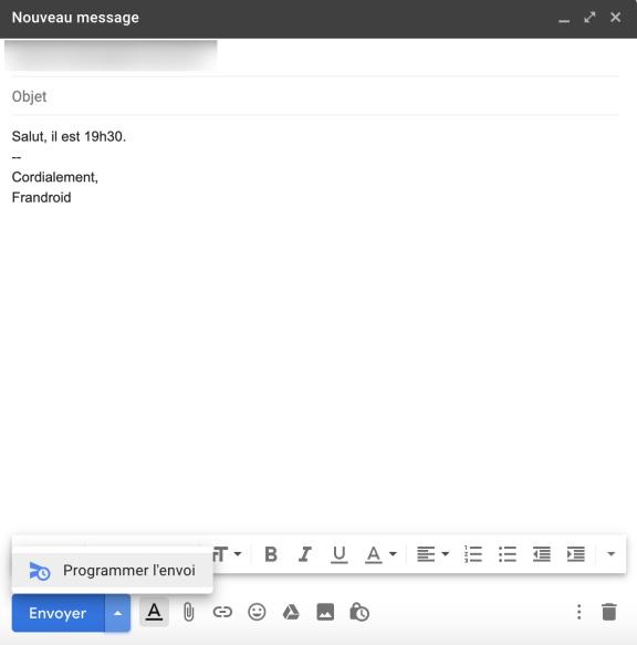 Astuces Gmail 11