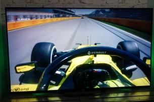 Le processeur X1 Extreme fait des merveilles dans le traitement de l'image avec les scènes rapides