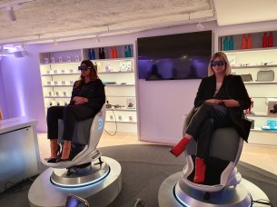 Huawei flagship store VR