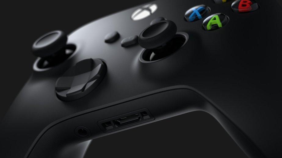 La manette Xbox Series X // Source : Microsoft