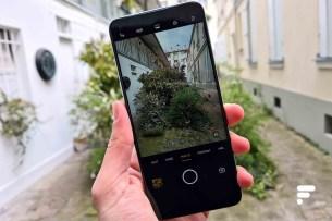 Realme 6 app photo