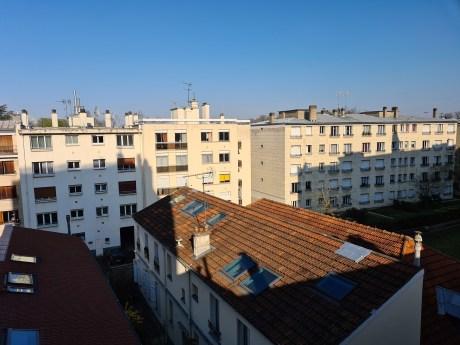 Sur les toits 1