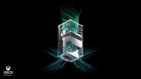 La Xbox Series X // Source : Microsoft