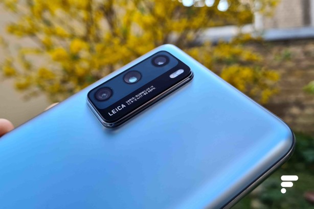 Huawei P40 apn