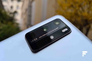 Huawei P40 Pro apn test