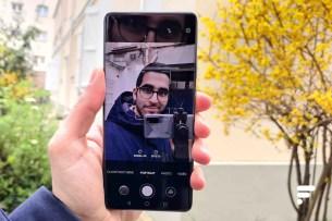Huawei P40 Pro selfie test