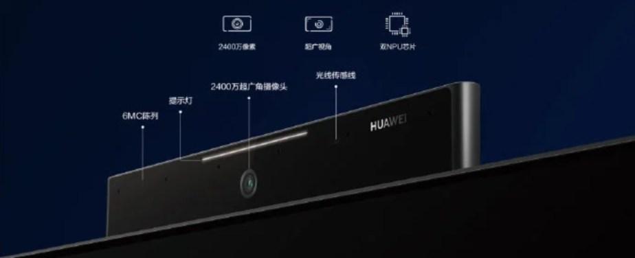Huawei a présenté ce 8 avril son premier téléviseur OLED Vision Smart TV X65