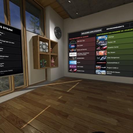 Oculus Link SteamVR