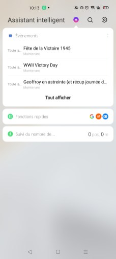 L'assistant intelligent de Realme ne sert pas à grand chose