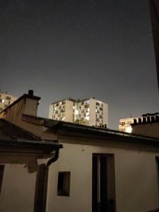 Le mode nuit de l'Oppo Find X2 Neo (grand-angle)